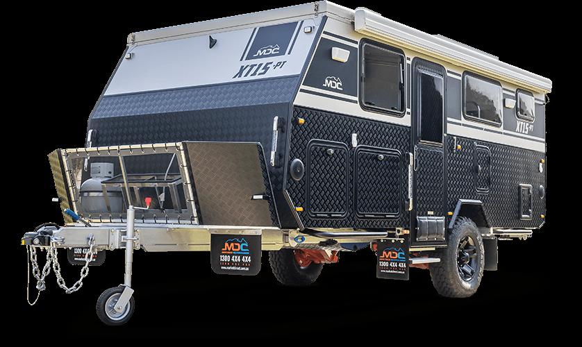 MDC XT15PT Offroad Caravan